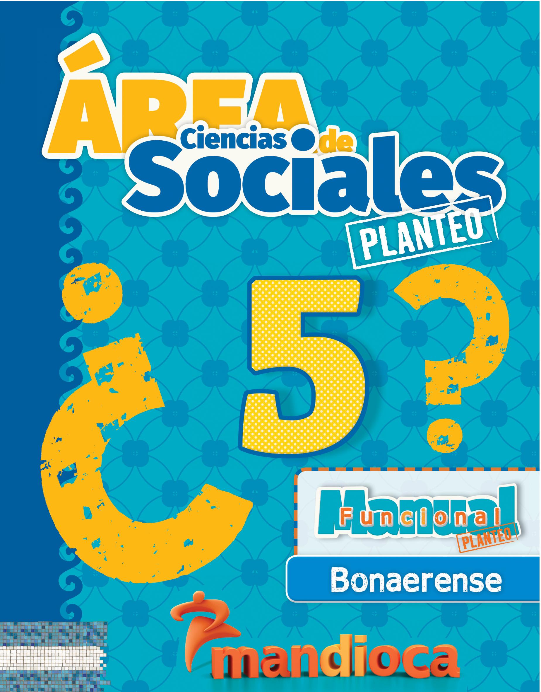 u00c1rea planteo ciencias sociales 5 bonaerense
